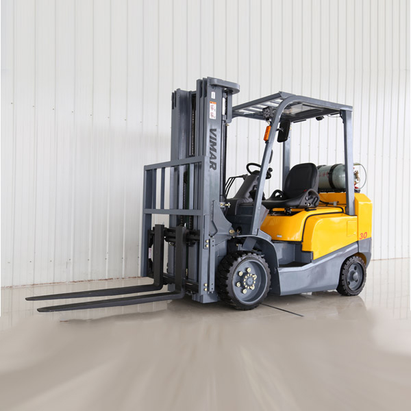 NEW 4000-6000lb Cushion Tire ATF Propane Forklift for Sale