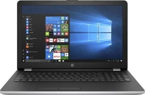HP 15- BS004NE CORE I3-6006U/4GB/1TB/AMD Radeon™ 520 Graphics (2 GB DDR3 dedicated)/WIN10/15.6