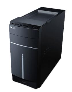 Acer aspire tc-603 core i7-4770/12gb/2tb hdd/dvdrw/lan/wlan/nvidia graphics/windows 8
