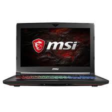 Msi gt62vr 7re (dominator pro 4k) gaming laptop - i7-7820hk/32gb/1tb + 256gb ssd/geforce gtx 1070 8gb vga/win 10/15.6