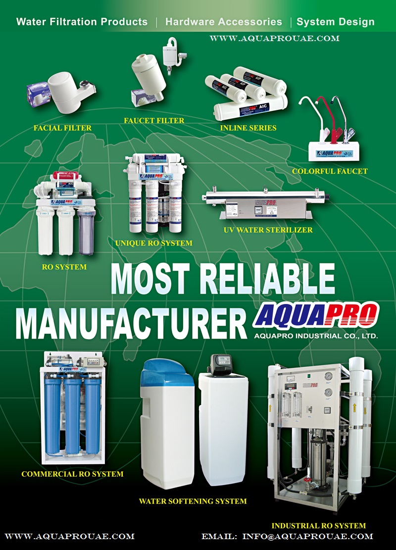 Aquapro Water Purifier and Filters Provider Dubai All UAE_2
