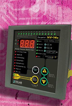 Power Factor Controller Relay