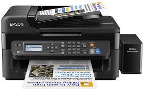 Epson l565 wireless inkjet all-in-one printer