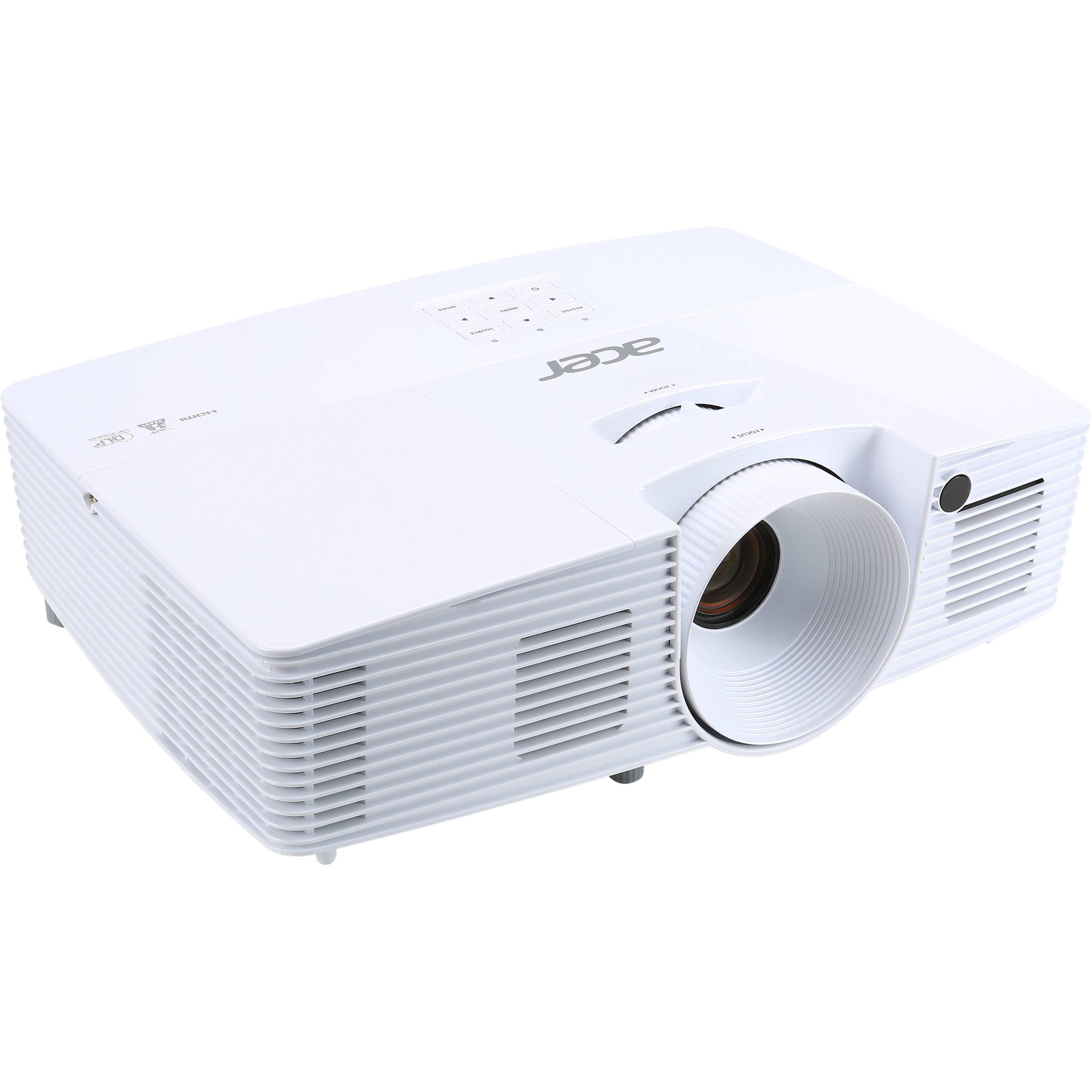 Acer X127H 3600 Lumens XGA HDMI DLP Projector_4