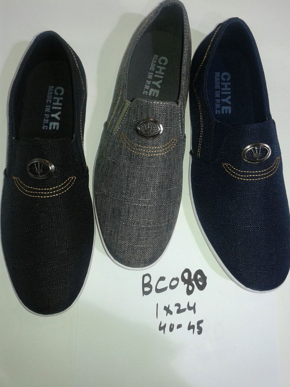 Men's Slip-on Casual Loafer Shoes_4