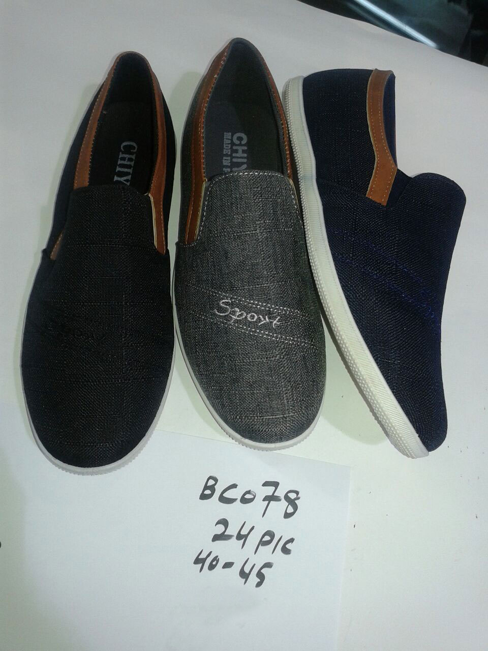 Men's Slip-on Casual Loafer Shoes_5
