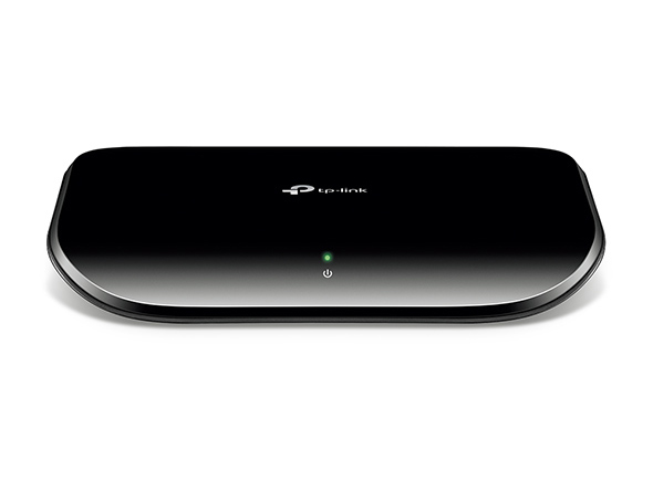 Tp-link 5-port gigabit desktop switch tl-sg1005d