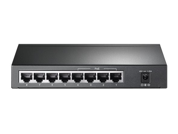 TP-Link 8-Port Gigabit Desktop Switch with 4-Port PoE TL-SG1008P_5