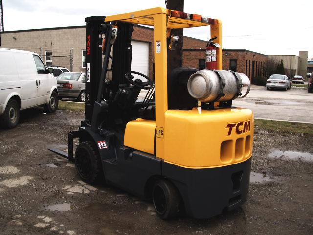 TCM FCG25 Forklifts for Sale_2