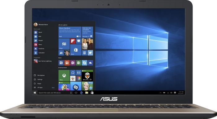 ASUS VivoBook X540LA-XX265T 2GHz i3-5005U 15.6_2