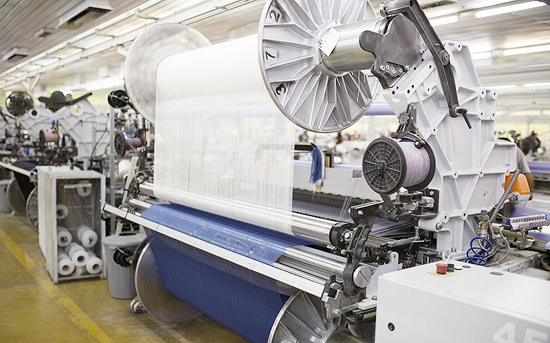 Fabric machine 01