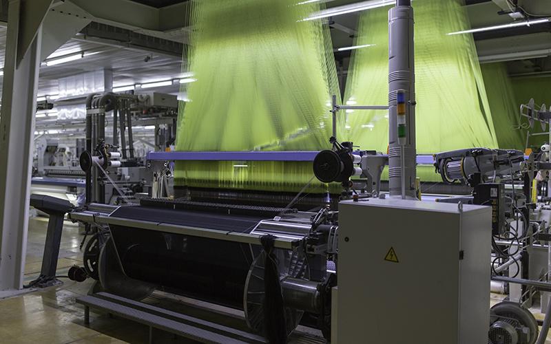 Fabric machine 03