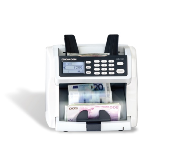 Sc8100- note counter