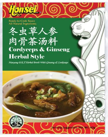 Cordyceps and Ginseng