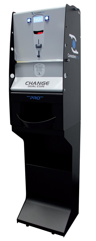 Dual coin changer
