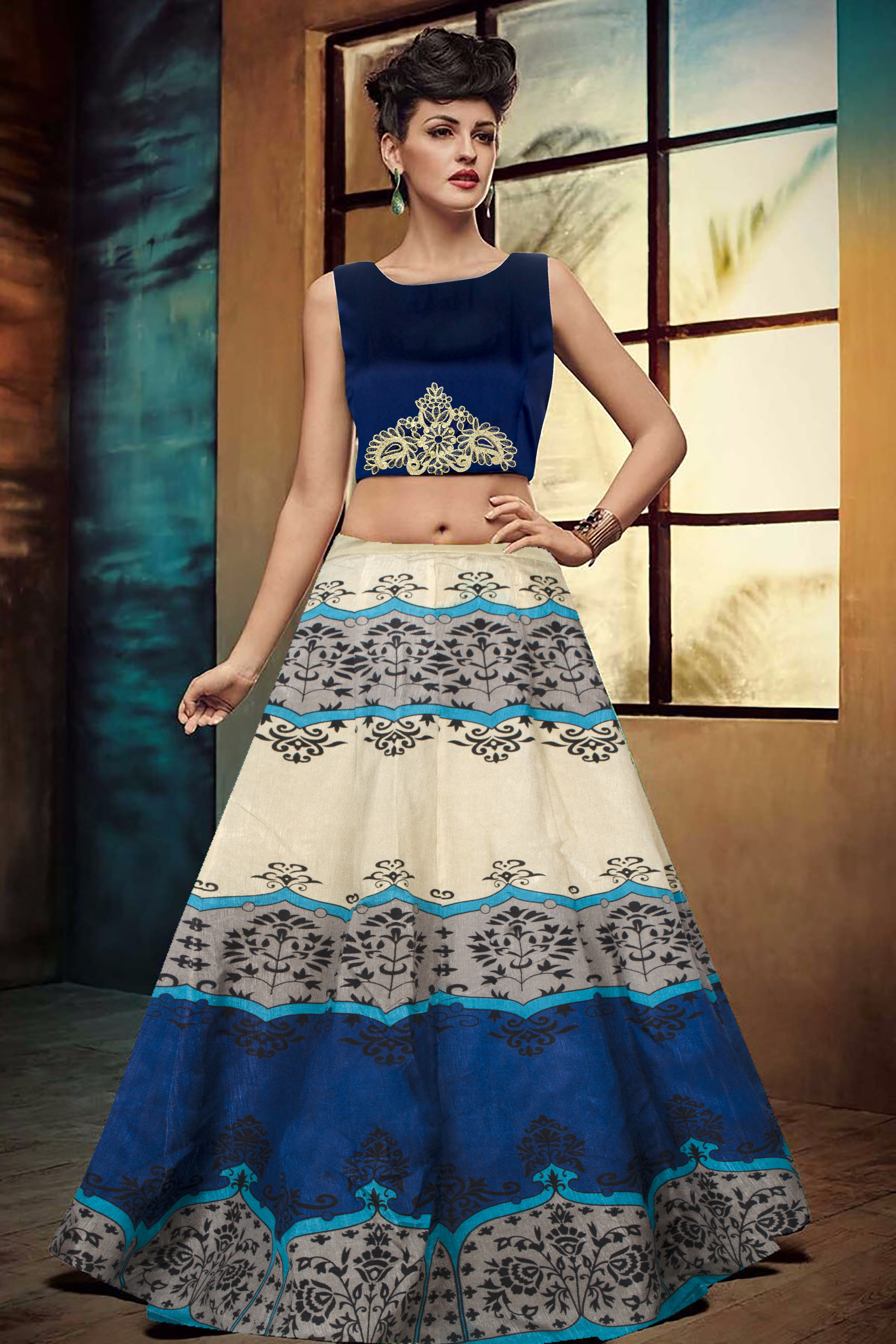 Lehenga for women party wear (choli for wedding function for women gowns for girls party wear 20 years latest choli collection)
