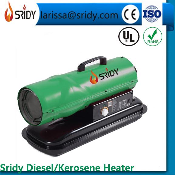 sridy industrial diesel heater dh-14a 14kw kerosene heater