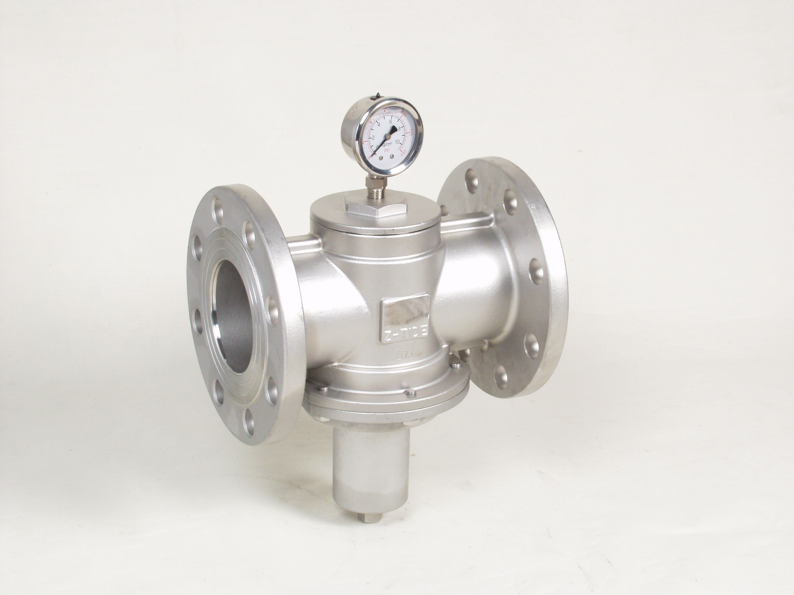 Direct Acting Pressure Regulator / Pressure Reducing Valve_3