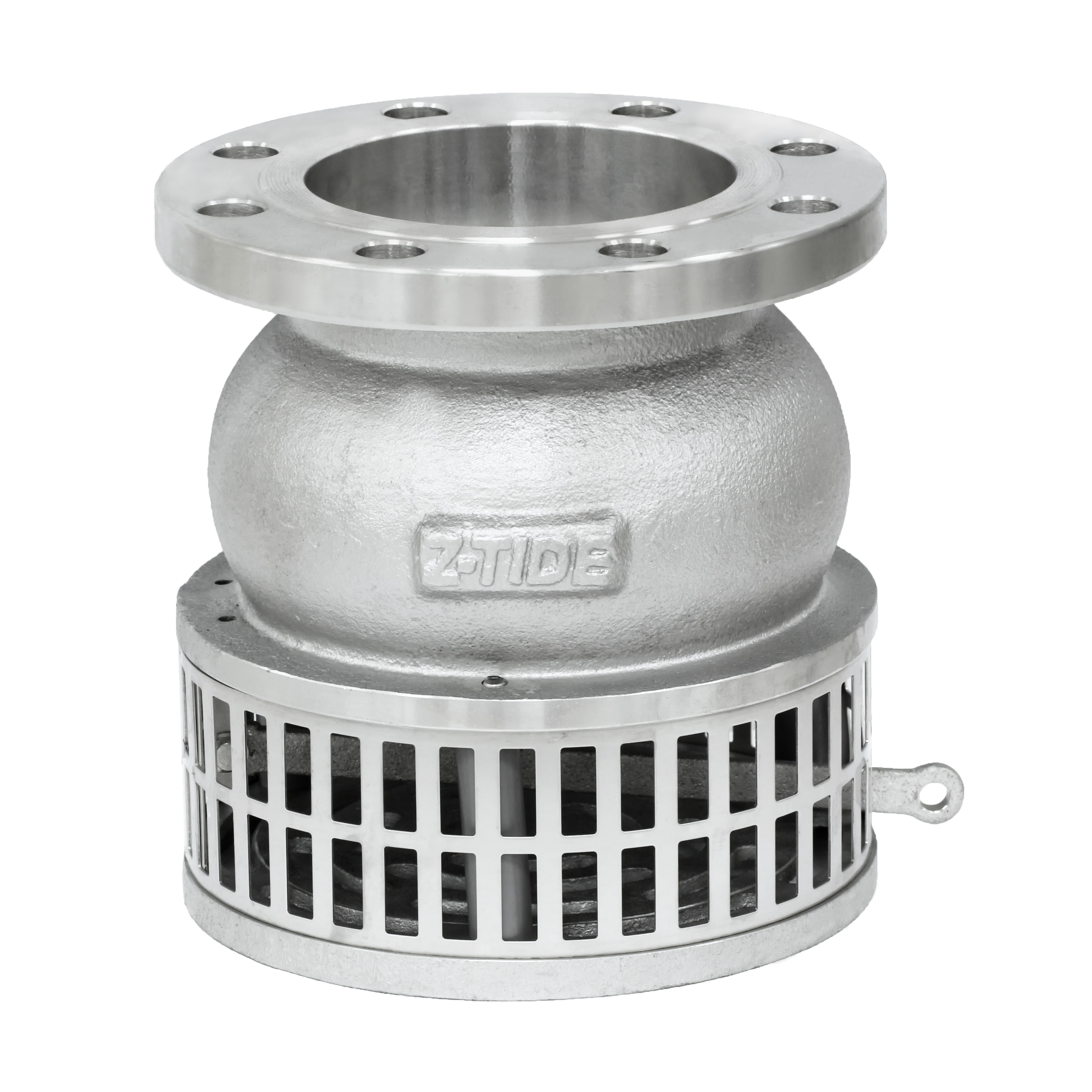 Foot Valve with Clean Lever_2