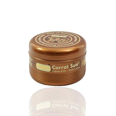 Carrot - gold cream
