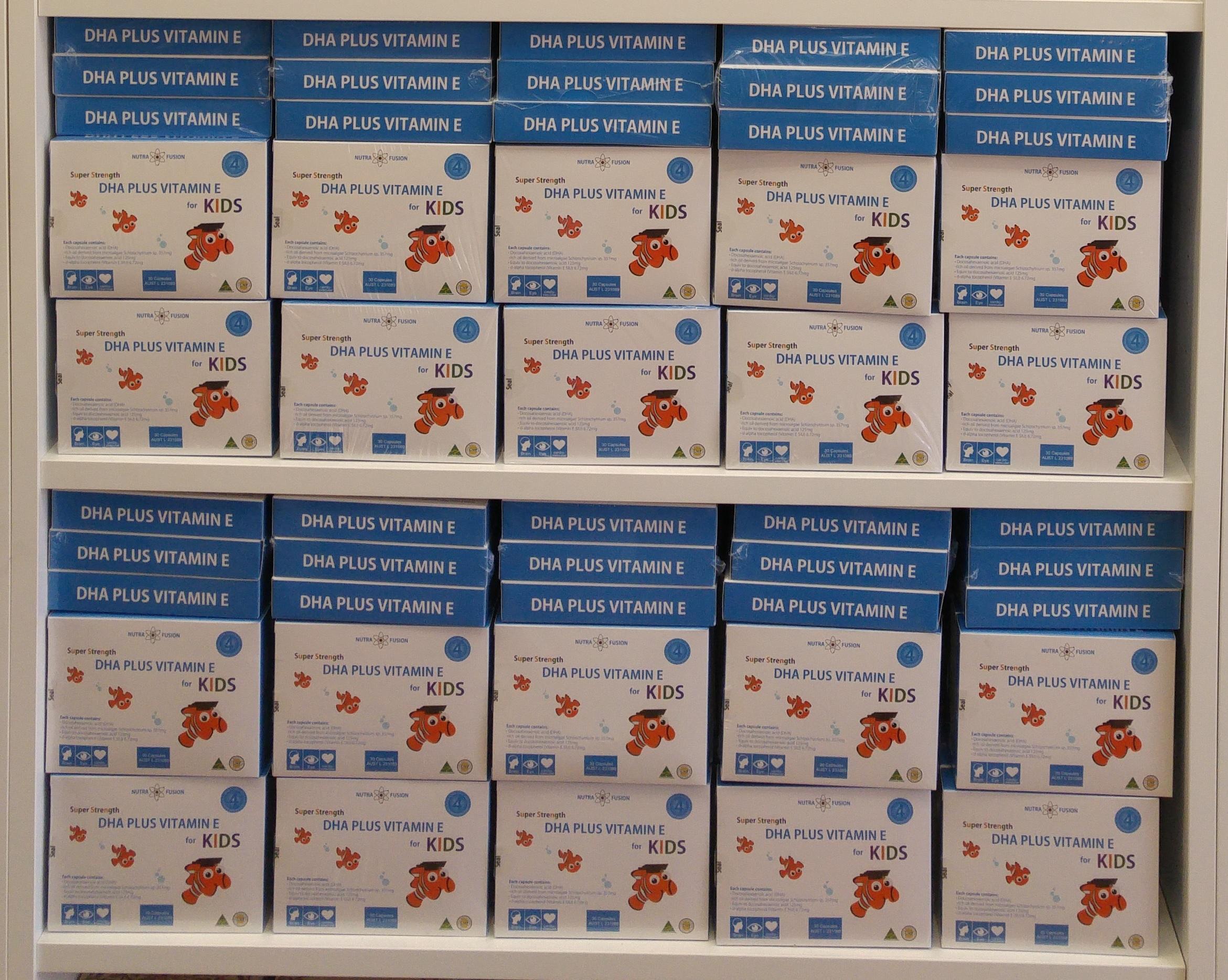 Nutrafusion Milk Calcium 30 Capsules_2