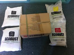 Ecobust - rock and concrete splitter