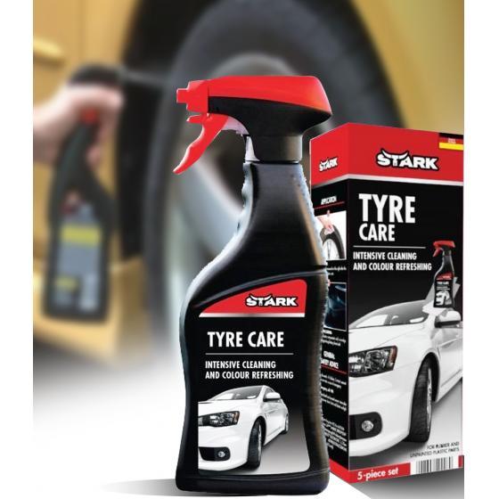 Stark car tyre care