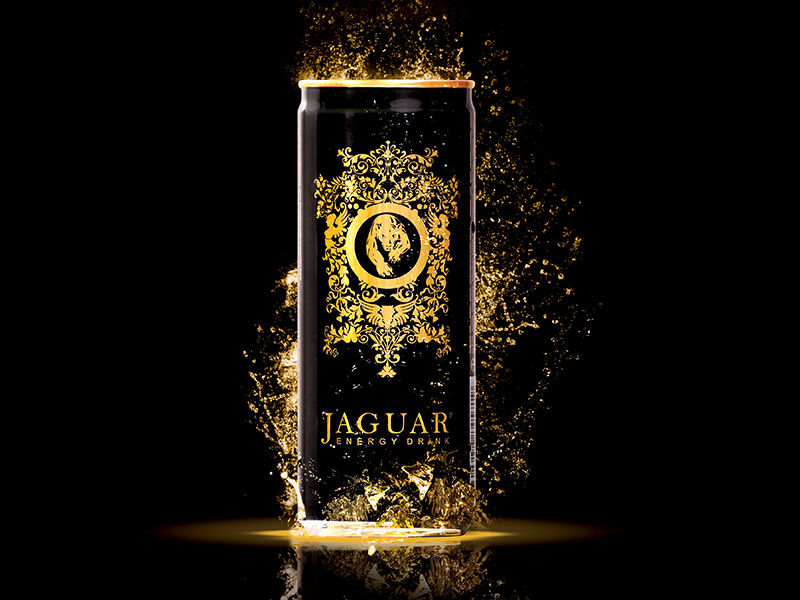 Jaguar Energy Drink Classic Black 250ml
