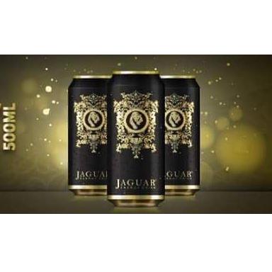 Jaguar Energy Drink Classic Black 500 ml
