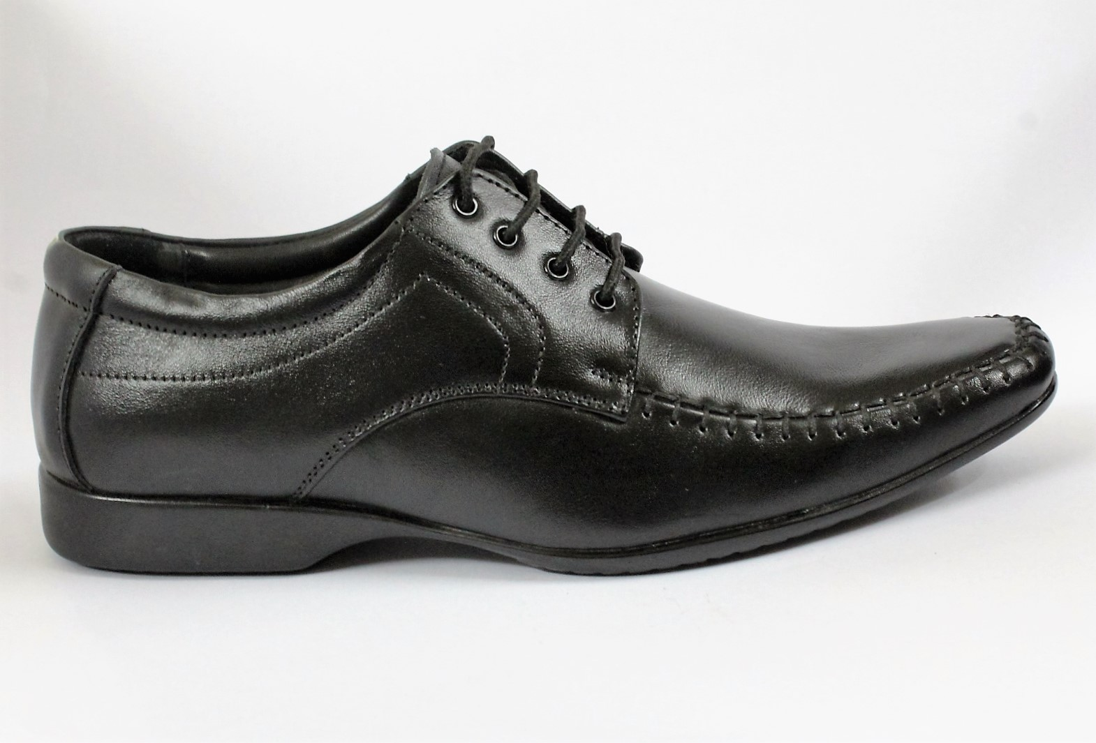 Leather Formal Shoes_5