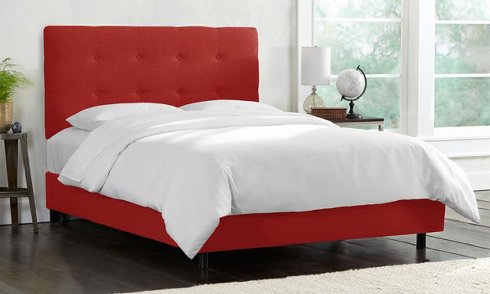 Skyline - Tufted Bed Furniture