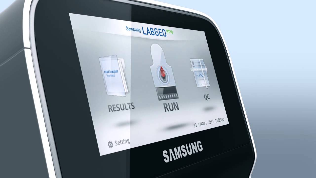 Samsung LABGEOPT10- Clinical Chemistry Analyzer_3