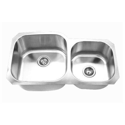 3520BL Undermount Bowl Sink_2