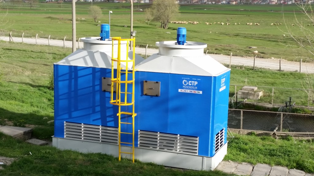Wet cooling tower ctp engineering