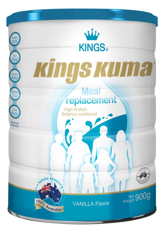 Kings Kuma Meal Replacement Formula, Supplement