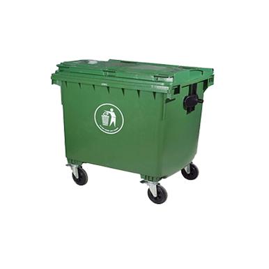 Garbage bin with wheel GC-48_2