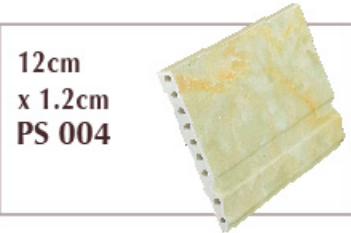 Ps 004 pvc faux marble frame