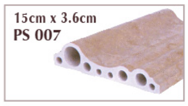 PS 007 PVC Faux Marble Frame_2