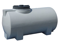 S4 500 famagusta cylindrical horizontal with legs storage tank