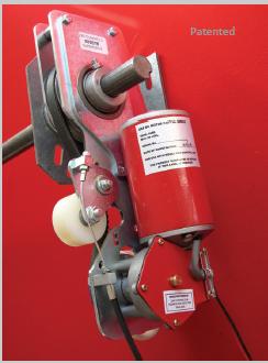 8825-3 medium duty commercial sectional door operator