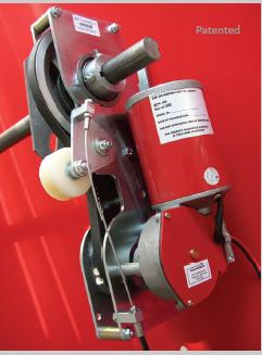 Commercial operator 8825-3-b hp door operator