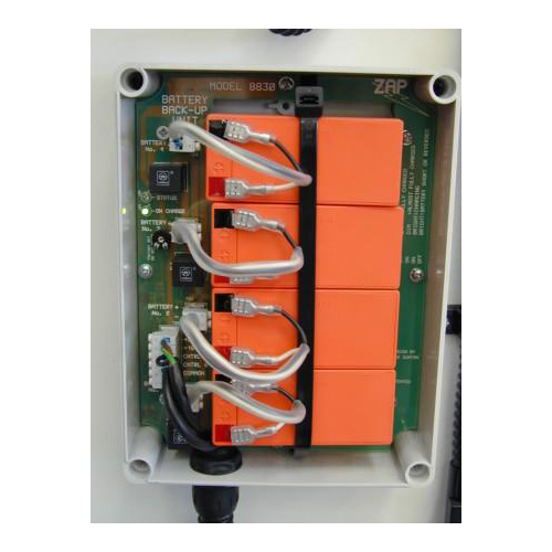 8030 battery back-up for operators