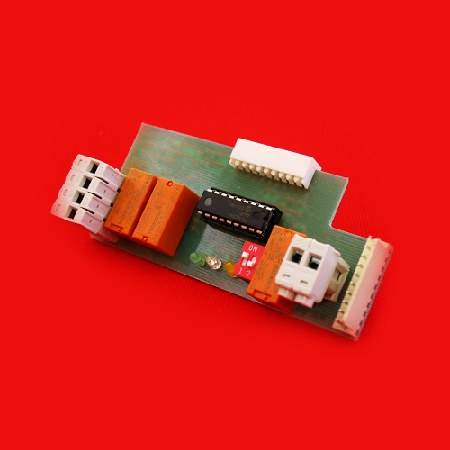 822 dock traffic light interlock module