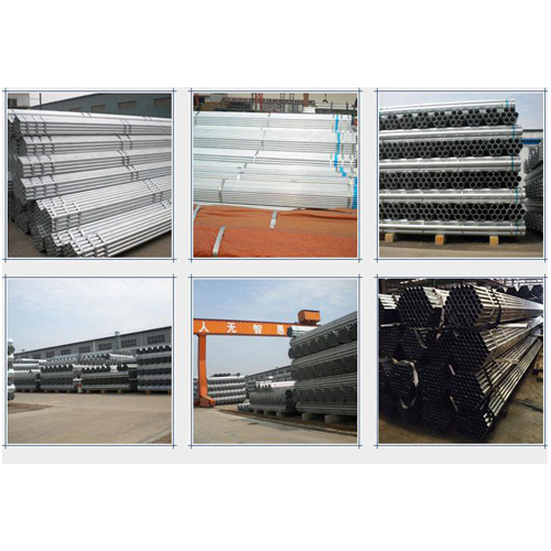 Hot Dip Galvanized Steel Pipe_2
