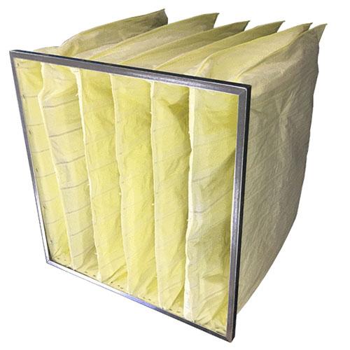 Bag filters & filter cells