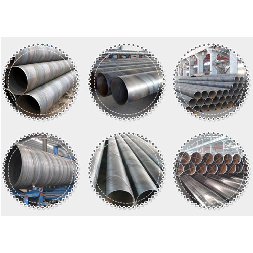 SPIRAL SUBMERGED ARC WELDED(SSAW) STEEL PIPE_2
