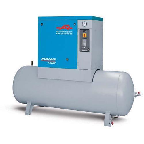 All-In-One ( Air compressor + Air Dryer + Air Tank)_2