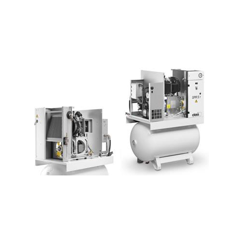 Oil-free compressors for all industrial applications