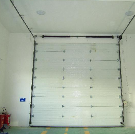Steel Sectional Door_2
