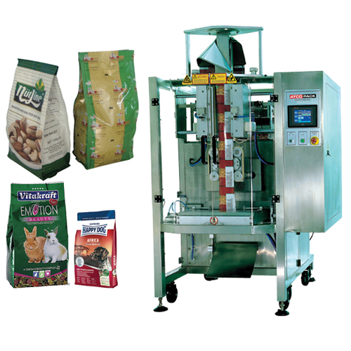 Vffs-stand-up Quad-seal Vertical Packaging Machine